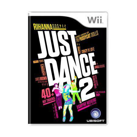 JUST DANCE 2 WII USADO