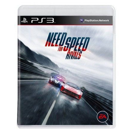 NEED FOR SPEED RIVALS PS3 USADO
