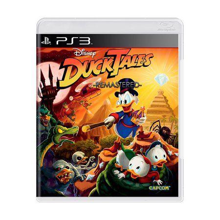 DUCK TALES PS3 USADO