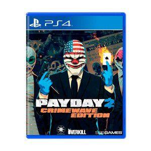 PAYDAY 2 PS4 USADO