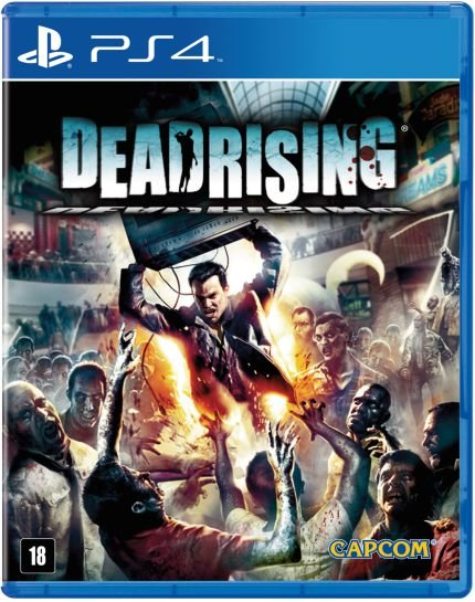 DEAD RISING PS4 USADO