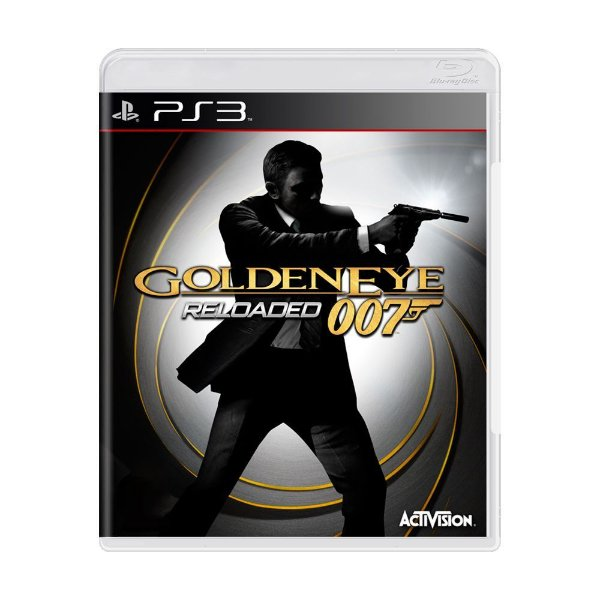 007 GOLDENEYE RELOADED PS3 USADO