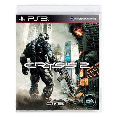 CRYSIS 2 PS3 USADO