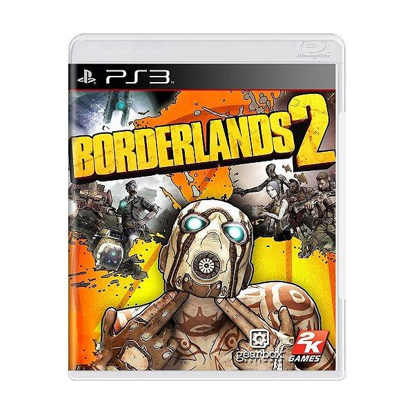 BORDERLANDS 2 PS3 USADO
