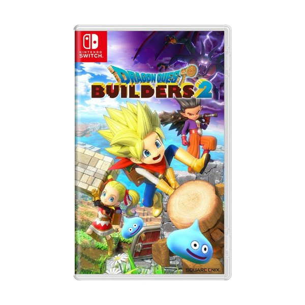 DRAGON QUEST BUILDERS 2 SWITCH USADO