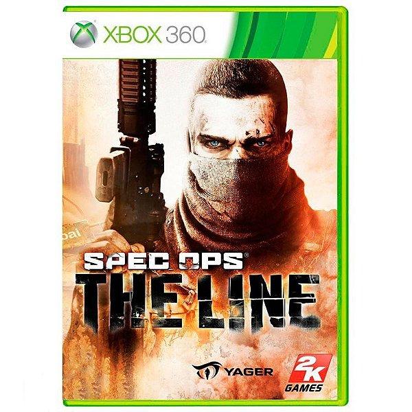 SPEC OPS THE LINE XBOX 360 USADO