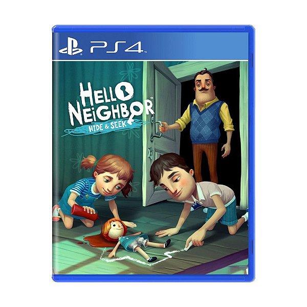 HELLO NEIGHBOR  ESCONDE ESCONDE- PS4