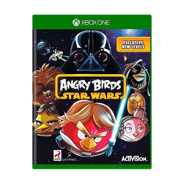 ANGRY BIRDS STAR WARS XBOX ONE USADO