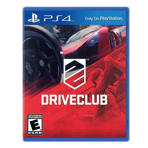 DRIVECLUB PS4 USADO