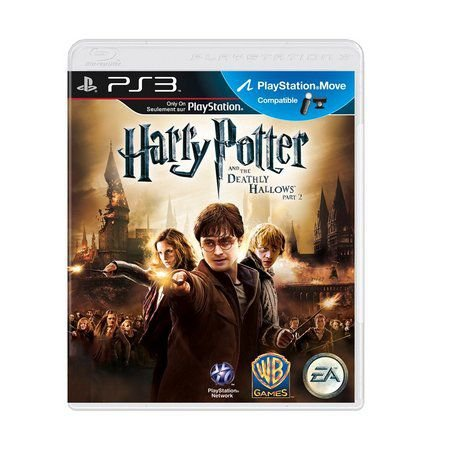 HARRY POTTER AND THE DEATHLY HALLOWS PART 2 PS3 USADO