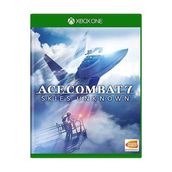 ACE COMBAT 7 SKIES UNKNOW XBOX ONE USADO