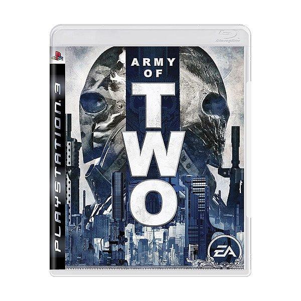 ARMY OF TWO PS3 USADO