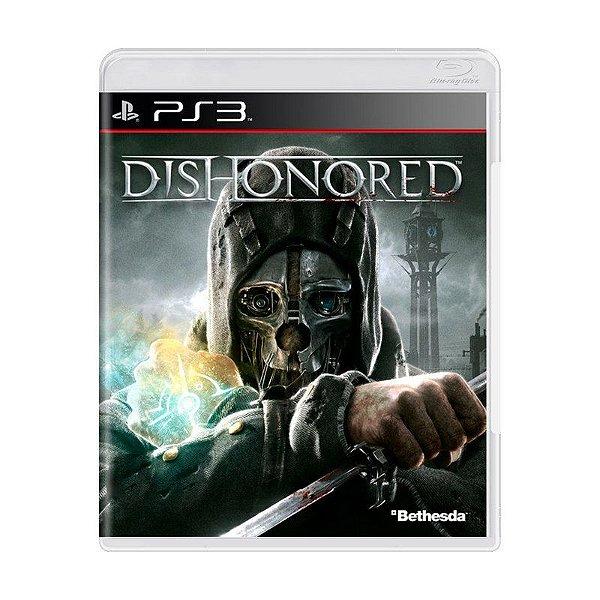 DISHONORED PS3 USADO
