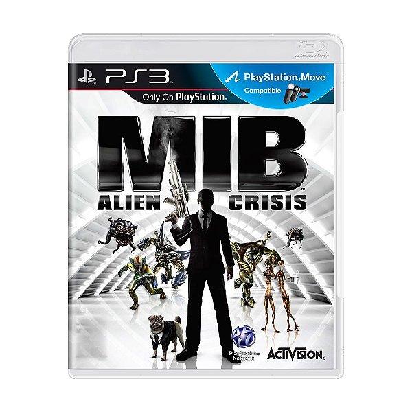 MIB ALIEN CRISIS PS3 USADO