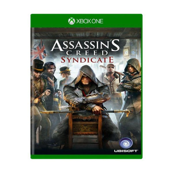 ASSASSINS CREED SYNTICATE XONE USADO
