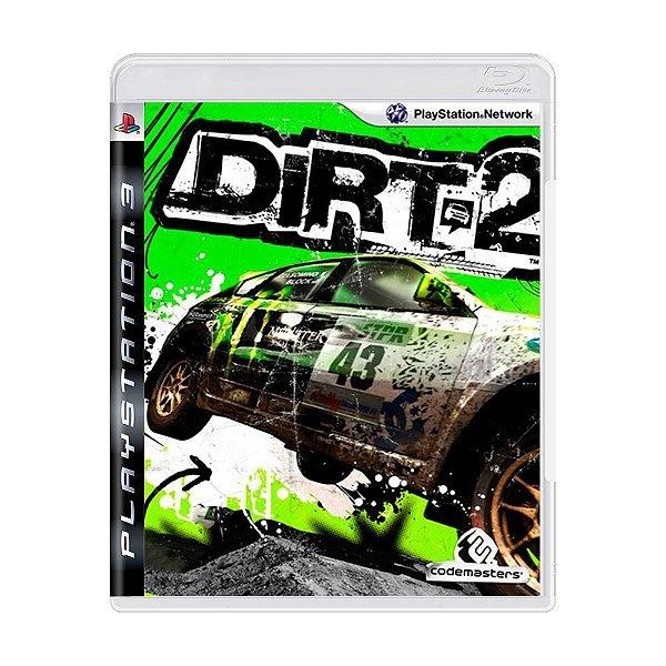 DIRT 2 PS3 USADO