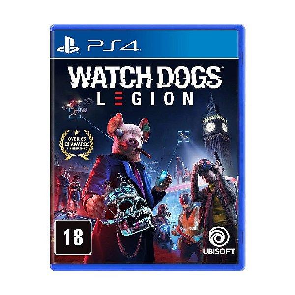 WATCH DOGS LEGION PS4 USADO