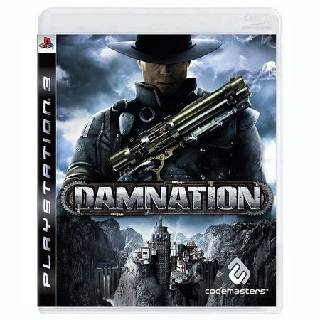 DAMNATION PS3 USADO