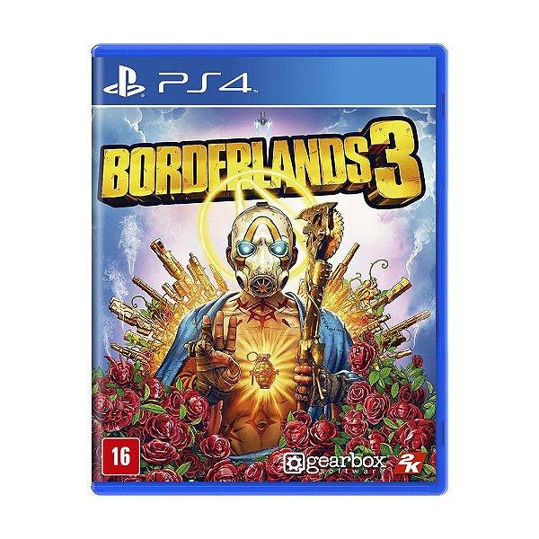 BORDERLANDS 3 PS4 USADO