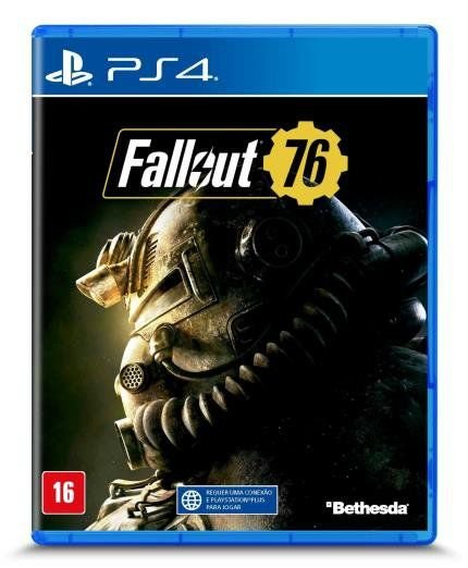 FALLOUT 76 - PS4 USADO
