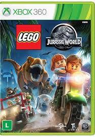 LEGO JURASSIC WORLD XBOX 360 USADO
