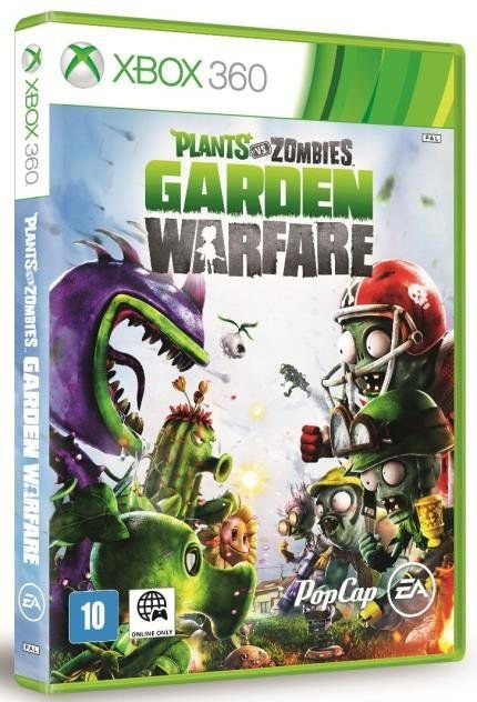 PLANTS VS ZOMBIES GARDEN WARFARE X360 USADO