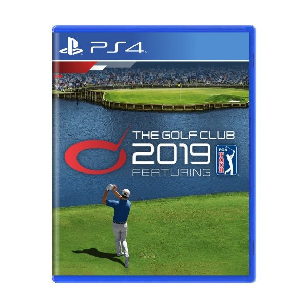 THE GOLF CLUB FEATURING PGA TOUR 2019 PS4