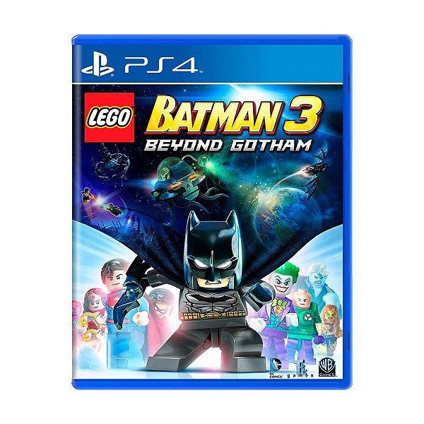 LEGO BATMAN 3 PS4 USADO