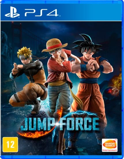 JUMP FORCE - PS4 USADO