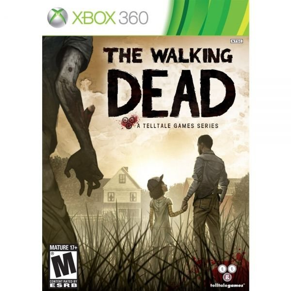 THE WALKING DEAD X360 USADO