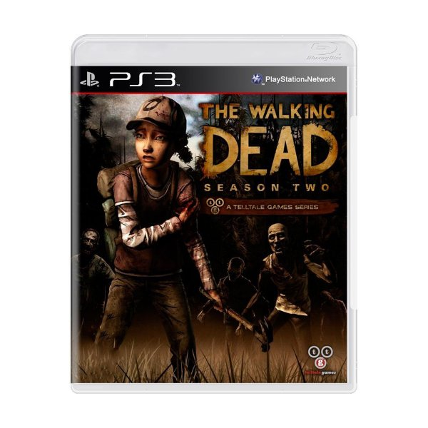 THE WALKING DEAD SEASON 2 PS3 USADO