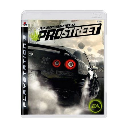 NEED FOR SPEED PRO STREET PS3 USADO