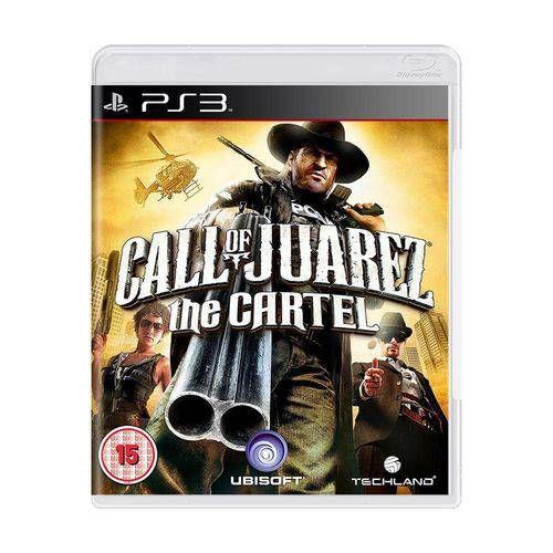 CALL OF JUAREZ THE CARTEL PS3 USADO