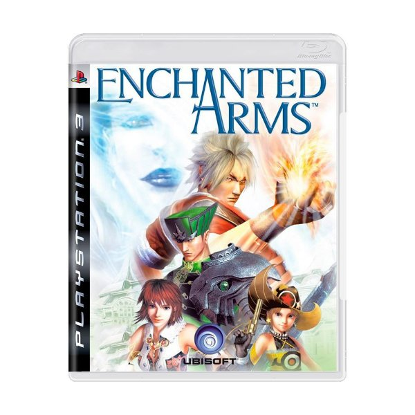 ENCHANTED ARMS PS3 USADO