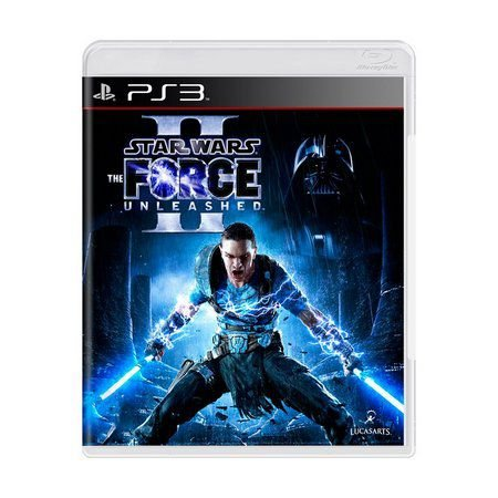 STAR WARS THE FORCE UNLEASHED II PS3 USADO