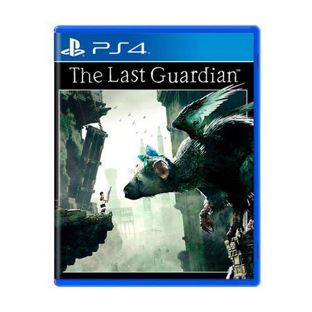 THE LAST GUARDIAN PS4 USADO