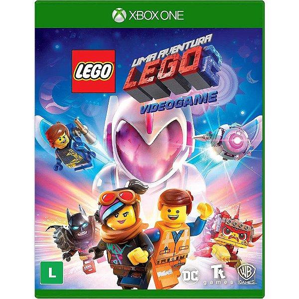 LEGO UMA AVENTURA LEGO 2 XONE USADO
