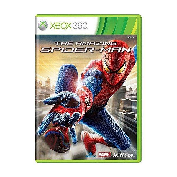 THE AMAZING SPIDER-MAN X360 USADO