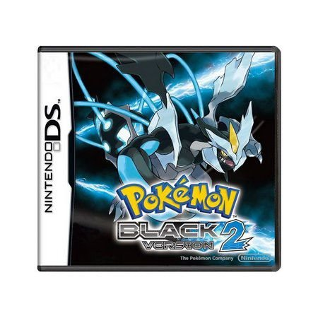 POKEMON BLACK VERSION 2 DS USADO