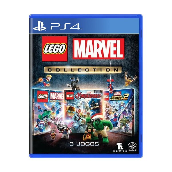 LEGO MARVEL SUPER HEROES COLLECTION - PS4