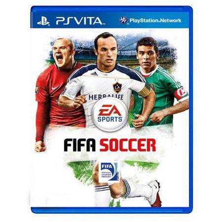 FIFA SOCCER PSVITA USADO