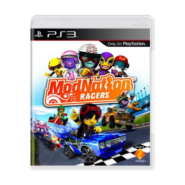 MODNATION RACERS PS3 USADO