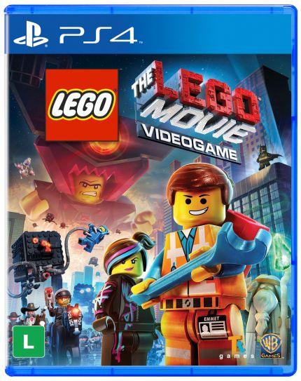 LEGO THE MOVIE PS4 USADO