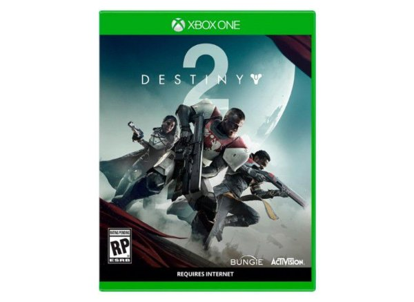 DESTINY 2 XBOX ONE USADO