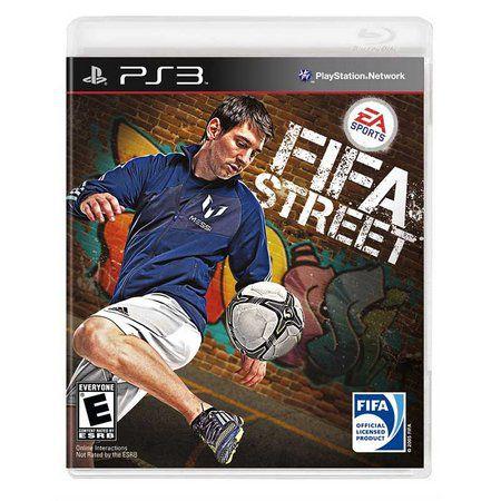 FIFA STREET PS3 USADO