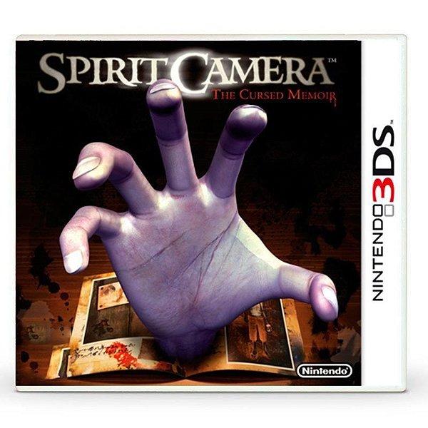 SPIRIT CAMERA 3DS USADO