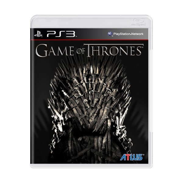 GAME OF THRONES PS3 USADO