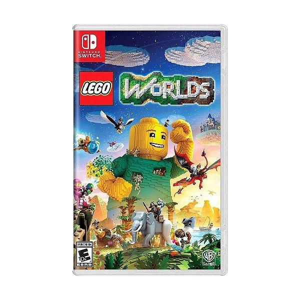 LEGO WORLDS SWITCH USADO