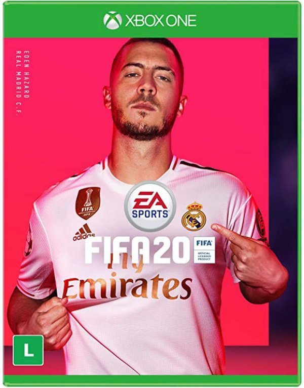 FIFA 2020 XBOX ONE - MÍDIA DIGITAL
