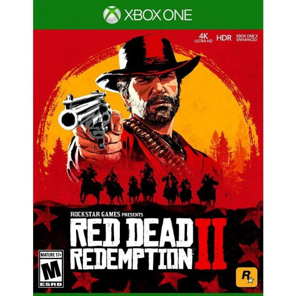 RED DEAD REDEMPETION 2 XBOX ONE - MÍDIA DIGITAL